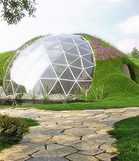 geodesic dome house best 25 dome homes ideas on house