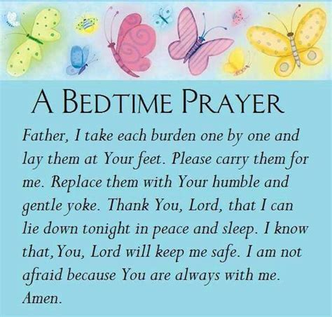 bed time prayer 17 best ideas about good night prayer on pinterest good night prayer quotes evening
