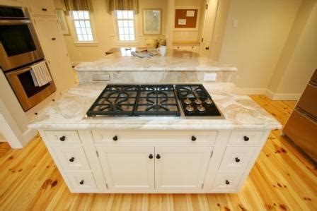 Encoreco   10 Great Kitchen Islands in Massachusetts Kitchens
