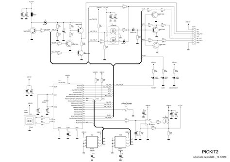 schematic vs layout blueraritan info pickit 1 circuit diagram wiring diagram
