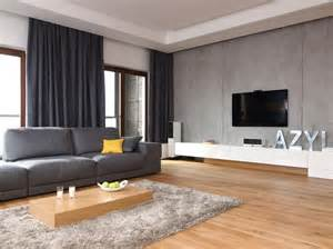 Grey Interior Design by 10 Modern Grey Living Room Interior Design Ideas