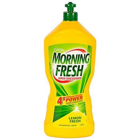 cussons morning fresh dishwashing liquid  big