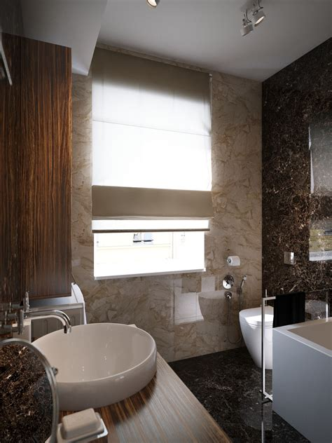 Bathroom Designs by Modern Apartment For A Visualized