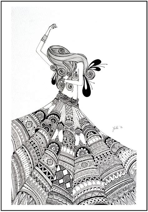 Drawing K On Style by 129 Best Images About Beautiful Zentangle On