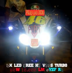 Led Cob Untuk Motor Mobil Pimp Ma Bike I This Burning And A Pimped Bike Let S Make A Difference