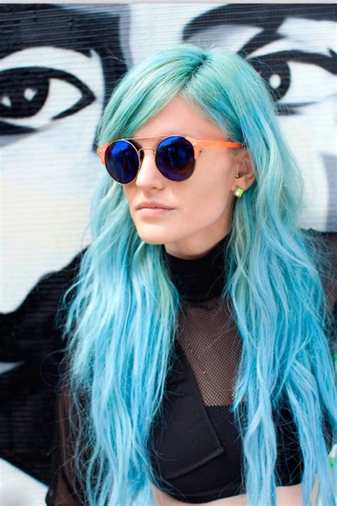 playful hair color ideas to try in summer 2017