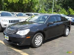 2008 Chrysler Sebring Lx Sedan 2008 Chrysler Sebring Lx Sedan In Brilliant Black