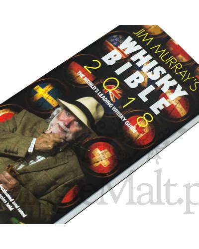 jim murray s whiskey bible 2018 15 books jim murray s whisky bible 2018 prasa i literatura