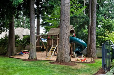 Backyard Playset Ideas Backyard Playground And Swing Sets Ideas Backyard Play