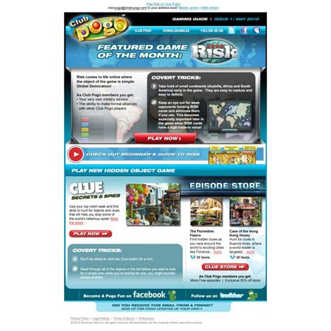 interactive email template email marketing stephen sharp
