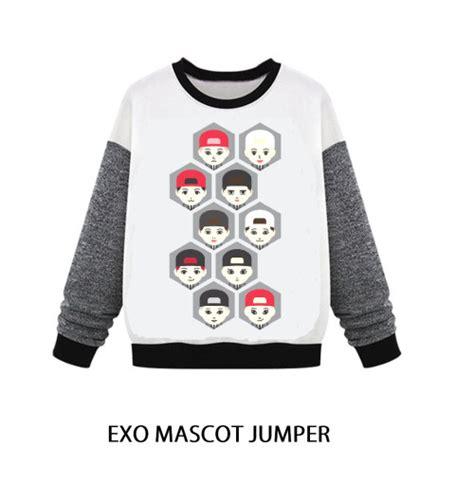 Fleece Sweater Tali k pop fan shop