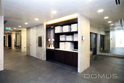 Equinox Gym, Kensington Case Study Domus Tiles, The UK's Leading Tile, Mosaic & Stone