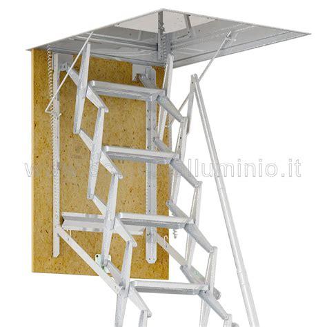 scale a scomparsa per soffitte scale retrattili per soffitte e sottotetti 45 x 70
