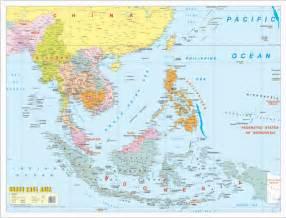 maps globe specialist distributor الخريطة السياسية جنوب شرق آسيا الخريطة معرف المنتج