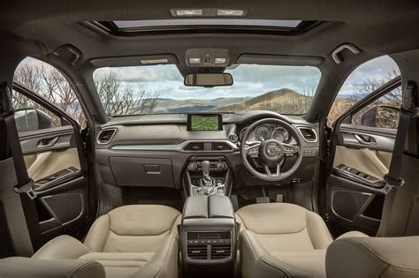 best interior best car interiors of 2017 named behind the wheel
