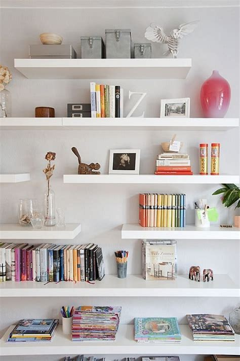 lack libreria much storage ikea lack floating shelf design home
