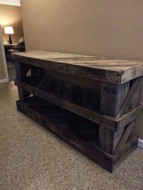 pallet sofa table pallet sofa table furniture ideas pinterest