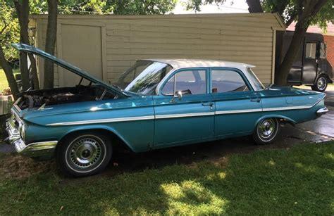 Car Next Door by Car Next Door 1961 Chevrolet Bel Air
