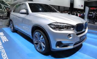 bmw x5 edrive concept offers emissions big suv