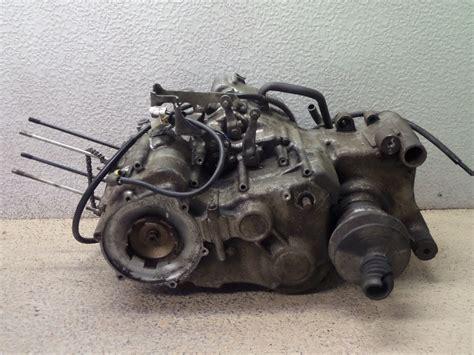 Suzuki Runner Parts 1996 Suzuki Quadrunner 250 Engine Motor Bottom End Ebay