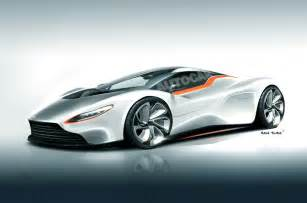 Supercar Aston Martin Aston Martin V8 Supercar Expected In 2022 Autocar