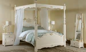 Shabby Chic Bedding For Girls by Beautiful Canopy Bed Design Ideas With Curtains That Will