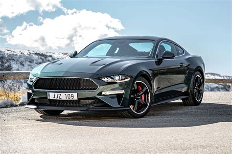 Ford Mustang Price by Ford Mustang Bullitt Uk Price Revealed Car Magazine