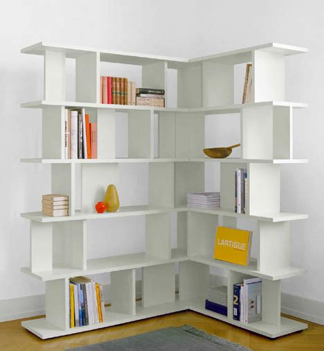 bookcases for rooms reading room dividers 13 creative bookshelf designs urbanist