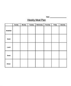 Diet Plan Template by 10 Diet Plan Templates Free Sle Exle Format