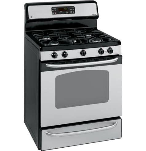 Oven Gas Manual ge adora 30 quot free standing gas range jgbp87selss ge appliances