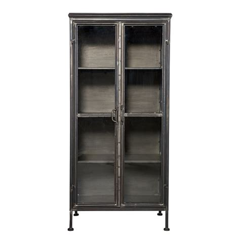 metal and glass cabinet puristic metal display cabinet cabinets drawers