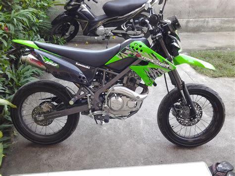 Kawasaki Klx 150 Thn 2014 harga jual kawasaki klx 150 supermoto 2014 2014 kawasaki