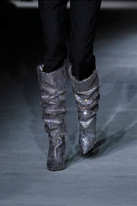 Mofeat Boot Tracking laurent sparkly rhinestone boots waitlist s