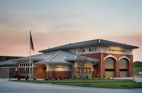 fire house design wskf news l public building municipal architect sustainable design kansas city mo
