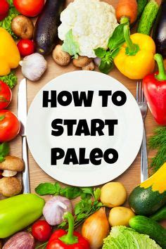 How To Start A Food Pantry by Eat Like A Caveman On Paleo Paleo Food And
