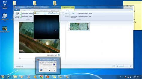 windows live movie maker tutorial cut quitar el sonido de un video con windows live movie maker