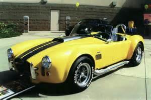 1966 cobra roadster replica