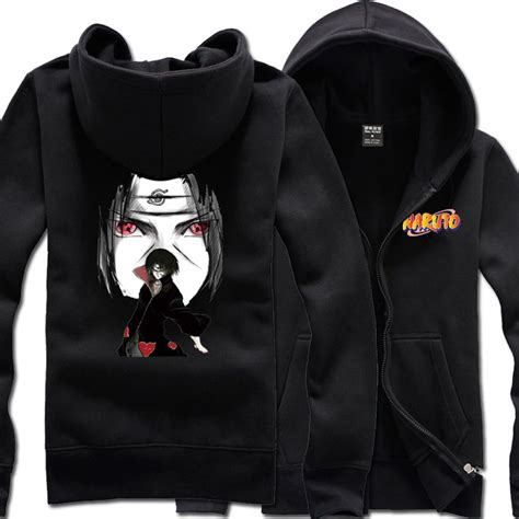 Jaket Uchiha Style By Snf2012 itachi uchiha sweater sweater jacket