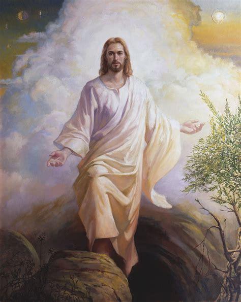image of christ resurrection began when jesus christ was resurrected