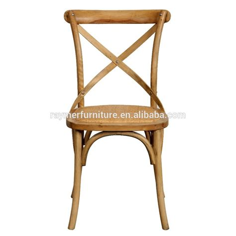 X Back Bistro Chair Sale Bistro Solid Wood Rattan Seat X Cross Back Dining Chairs Buy Dining Chairs X Back