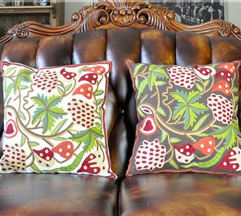 popular embroidered pillow covers buy cheap