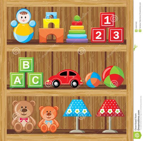 Toys On A Shelf by Clip Of Toys On Shelves Clipart Clipart Suggest