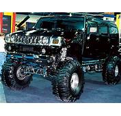 Sema Show Hummer H2 Driver Side Front View Photo 1  カスタム