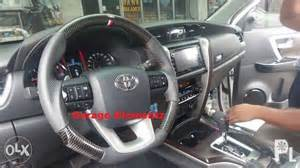 Toyota Steering Wheel For Sale Philippines Trd Carbon Fiber Steering Wheel Frame For 2016 Toyota