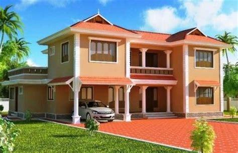 kombinasi warna cat exterior rumah  rumah terlihat