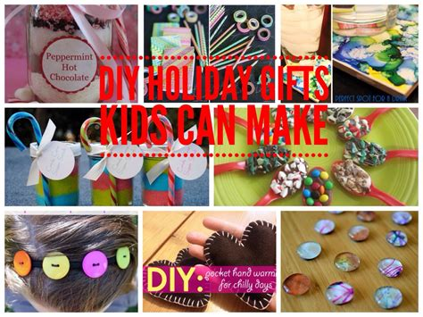simple diy gifts kids can make for the holidays parentmap