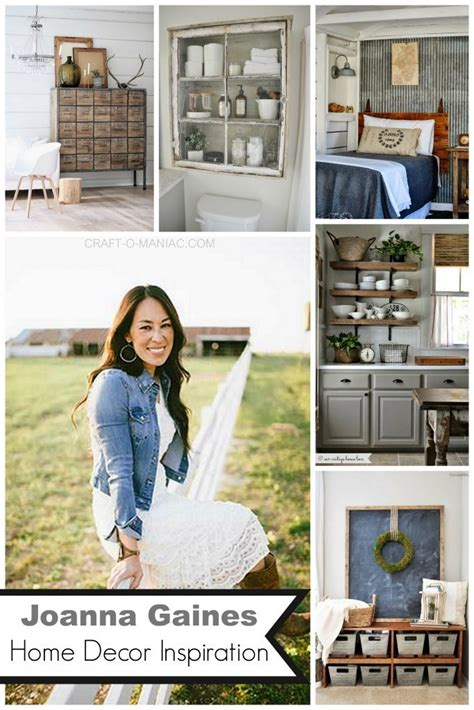 at home joanna gaines joanna gaines home decor inspiration craft o maniac