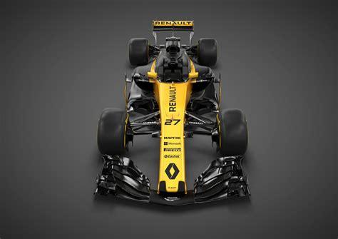 renault sport f1 pr 233 sente la rs 17 actualite voitures