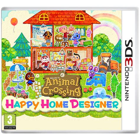 happy home products animal crossing happy home designer nintendo 3ds