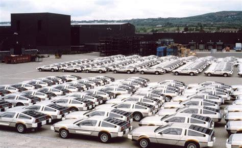 delorean factory the delorean deception when northern ireland built cars